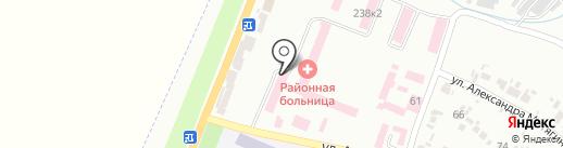 Буфет на карте Новомосковска
