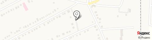 Магазин строительных материалов на карте Илларионово