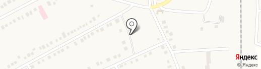 НОВА ПОШТА на карте Илларионово