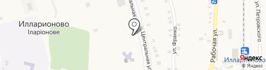 Аптека на карте Илларионово