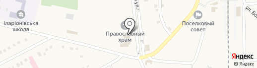 Банкетный зал на карте Илларионово