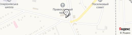 Магазин чая и кофе на карте Илларионово