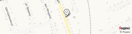 Біля крамниці на карте Илларионово