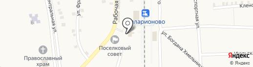 ТПП Маркет на карте Илларионово