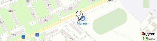 Мастерская по ремонту и пошиву обуви на карте Твери