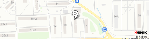 ТопИнвест на карте Твери