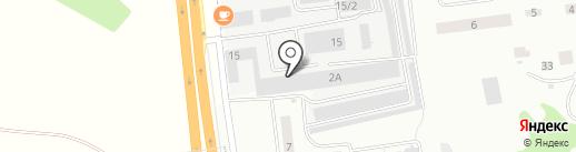 БАМЕКС на карте Твери