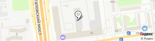 Хорошая пресса на карте Твери