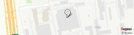 Чистый город на карте Твери