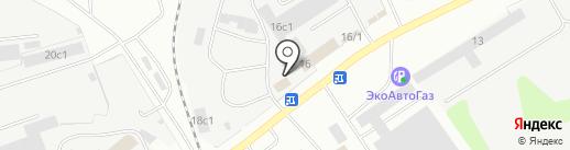Автосервис на карте Твери