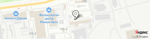 Кардан Сервис на карте Твери