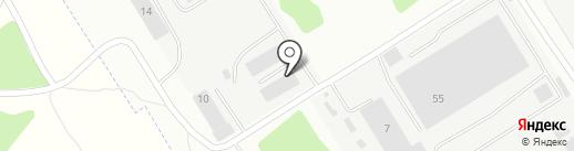 Дизель-Центр на карте Твери