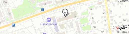 Бери Мебель.РФ на карте Твери