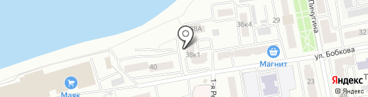 Ретехника на карте Твери