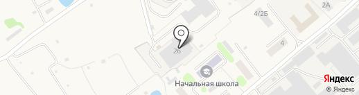 Тверской Печатный Двор на карте Никольского
