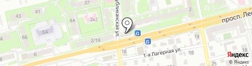 Хозяюшка на карте Твери