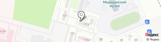 ЗАВОЛЖЬЕ, ТСЖ на карте Твери