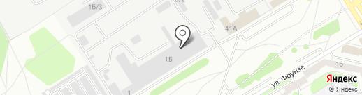Стандарт на карте Твери