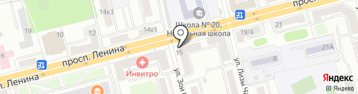 Buket69.ru на карте Твери