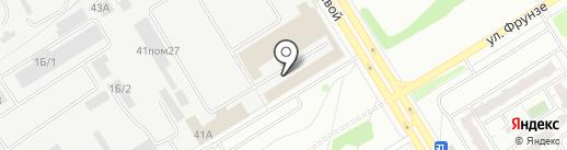 ТрансДеталь на карте Твери