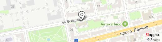 РуссТех на карте Твери