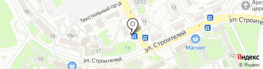 Рюмочная на карте Твери