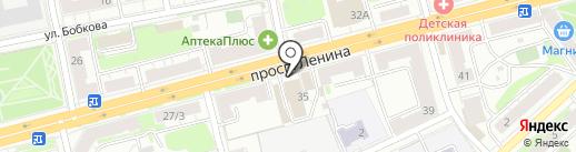 Строй-АС на карте Твери