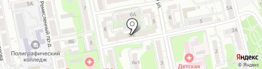 Дентал Сити на карте Твери