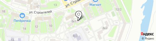 Мастерская по ремонту одежды на карте Твери
