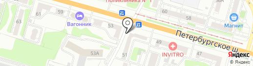 Алко-Маркет на карте Твери
