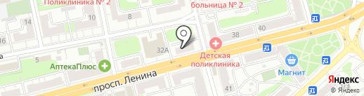 Дети.Ru на карте Твери