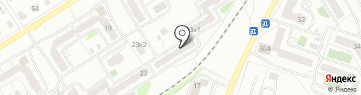 Проектно-сметное бюро на карте Твери