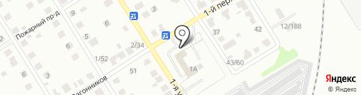 Дачник на карте Твери