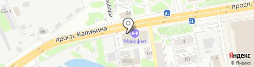 Zip69.ru на карте Твери