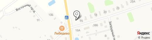 Гранит Мастер на карте Лебедево
