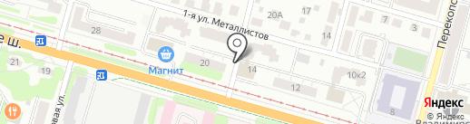Boxberry на карте Твери