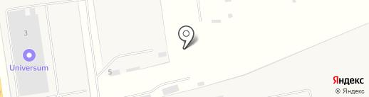 ЭкоАртСтрой на карте Лебедево