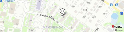 Магазин продуктов на карте Твери