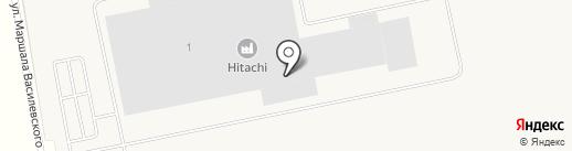 Hitachi на карте Лебедево