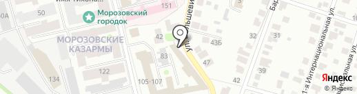 Tver Custom Car на карте Твери