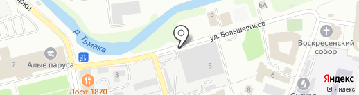 Магазин бензоинструмента и электроинструмента на карте Твери