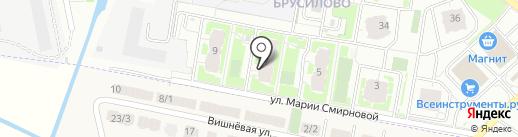 Магазин по продаже овощей и фруктов на карте Твери