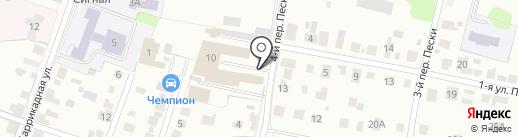 Патриот на карте Твери