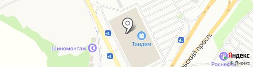 3D на карте Твери