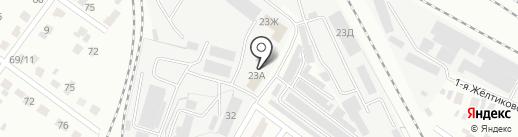 ЖБК-Строй на карте Твери