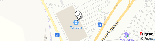 Российская Сантехника на карте Твери