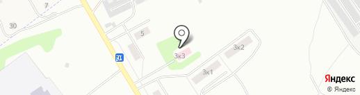 Поликлиника №2 на карте Твери