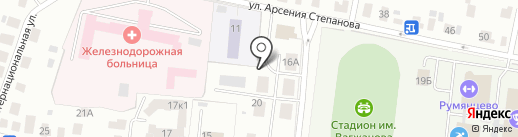 Алекс-групп на карте Твери