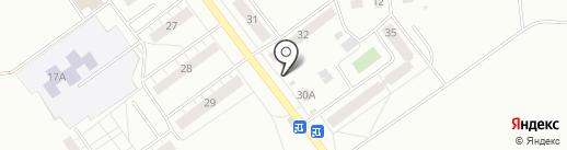 Магазин по продаже мясной продукции на карте Твери