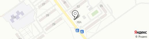 Продуктовый киоск на карте Твери